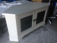 Upcycled TV unit cupboard