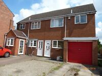 Warwick*2 Bed Semi*Garage & Off Road Parking for 2*£845pcm*Unfurnished+Appliances*Available Mid Nov