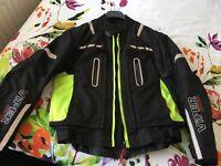 Men's motorbike jacket ( viper rider )