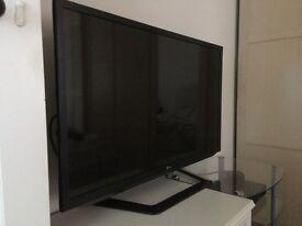 LG TV 3D 42 inch + Sony 3D Blu-ray player
