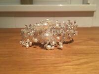 Wedding/bridal hair band
