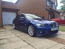 BMW 3 SERIES 320I M SPORT 2d Coupe 170 BHP £6000