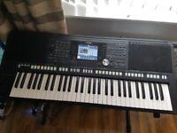 Yamaha keyboard psr s950 prs arranger
