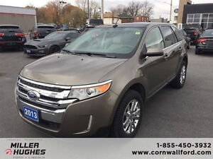 2013 Ford Edge Limited, Certified Pre-Owned