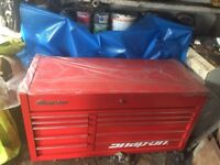 55 inch snap on top box, like new 95th anniversary edition