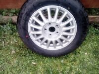 BRIDGESTONE POTENZA 205 x 60 x R15. 91H. As New tyre. Zero miles.