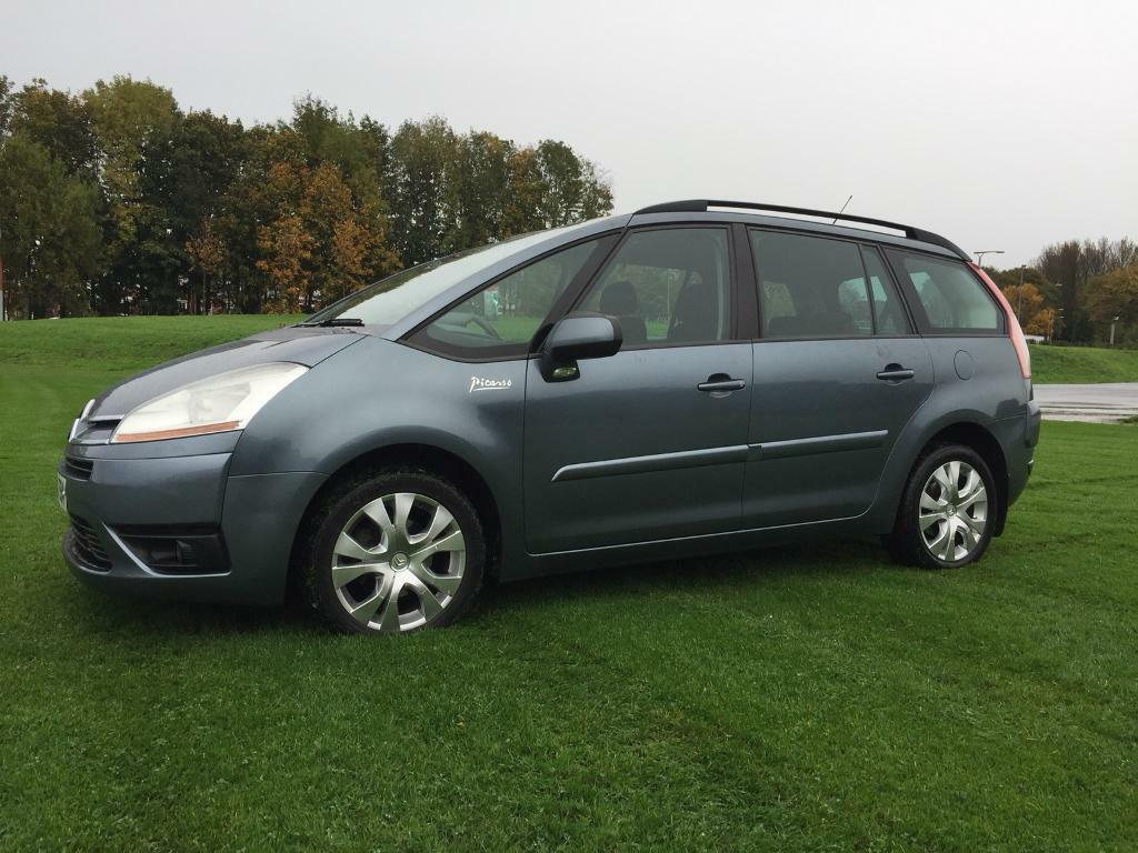 CITREON GRAND PICASSO 1.6 HDI MPV*7 SEATER*MINT!BARGAIN!scenic,galaxy,sharan,zafira,alhambra