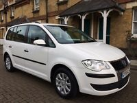 vw touran 1.9 tdi full servis history 2009 hpi clear new mot p/x welcome