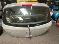 Vauxhall Corsa tailgate