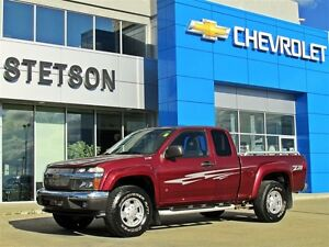 2008 Chevrolet Colorado LT Z71 GFX 4x4 3.7L
