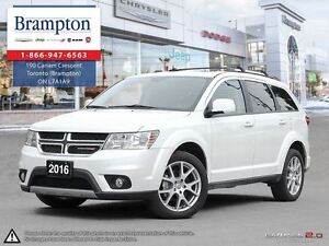 2016 Dodge Journey Limted 7 Seater DVD Only 7000 Kms