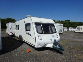 Coachman Amara 655/6 carvan (2011)