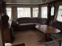 BK Bluebird Hallmark 30 x 10 Static Caravan sleeps 6. 2 bedroom.