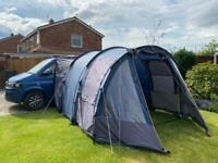 Royal Traveller Tunnel drive away awning