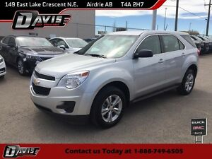 2015 Chevrolet Equinox LS ALL WHEEL DRIVE, CRUISE CONTROL, BL...
