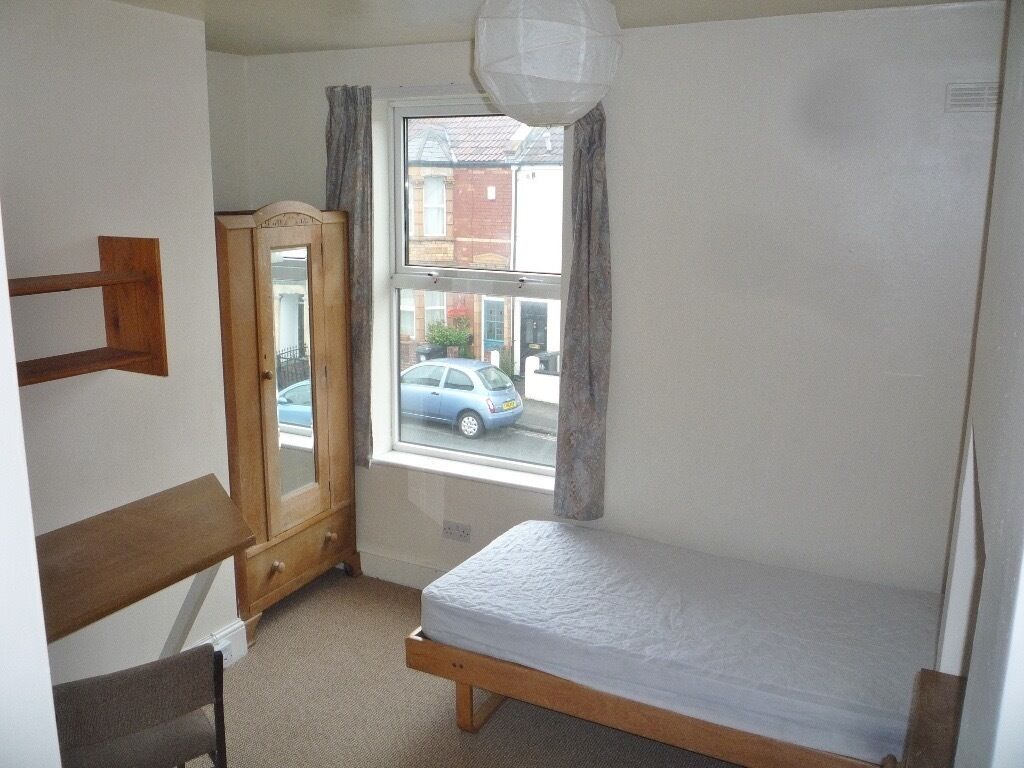 Very nice Single Bedroom in a Semidetached shared house