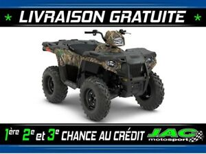 2018 Polaris Sportsman 570 Pursuit Défiez nos prix