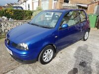 seat arosa 1.4 automatic only 87000 miles long mot