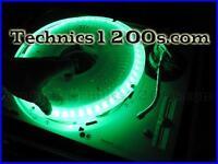 Technics 1200 & 1210 Repair, Service, Modifications, LEDs, Paint