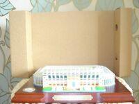 Leeds model stadium