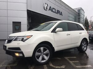 2013 Acura MDX TECH | OFFLEASE | NEWTIRES | NAVI | 1OWNER |
