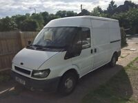 FORD TRANSIT 2.0 TURBO DIESEL TDCI WHITE T280 PX WELCOME