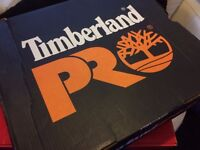 Brand New Timberland Safety Boots (Steel Toe Capped) - SIZE 9