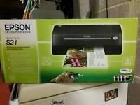 Epson S21 colour printer