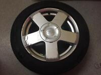 Ford Fiesta Alloy Wheel 185-55-R15