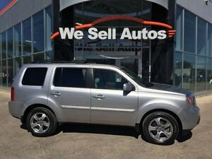 2014 Honda Pilot EX-L AWD back up cam, leather, sun roof