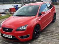 FORD FOCUS ST 2.5 FULL SERVICE HISTORY