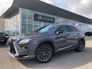 2016 Lexus RX 350 F SPORT 2, LEATHER, NAV, ROOF