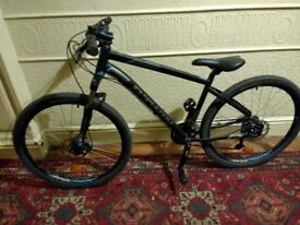 BTWIN ROCKRIDER 18 inches £90 in perfect condition