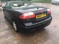Saab 9.3 vector 150 bhp convertible