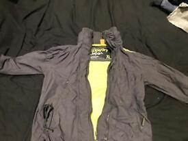 Men's super dry jacket