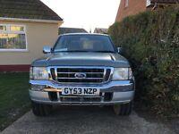 Ford Ranger 2003 2.5td xlt