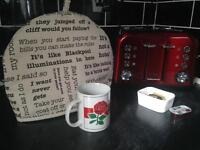 Brand New Humorous tea cosy Made in Yorkshire
