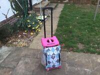 Zuca Bag on wheels