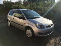06 Ford fiesta MOT and TAX priced cheap must go today