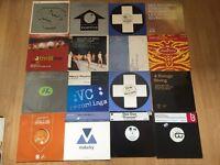 Trance and Dance Vinyl record bundle