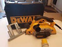 DEWALT D26500 4MM 1050WATT PLANER 110V