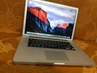 Apple MacBook Pro 15 C2D/8Gb/500Gb apple laptop