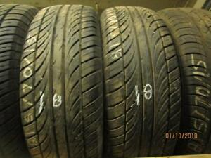 215/70R15 2 ONLY USED GENERAL ALL SEASON TIRES