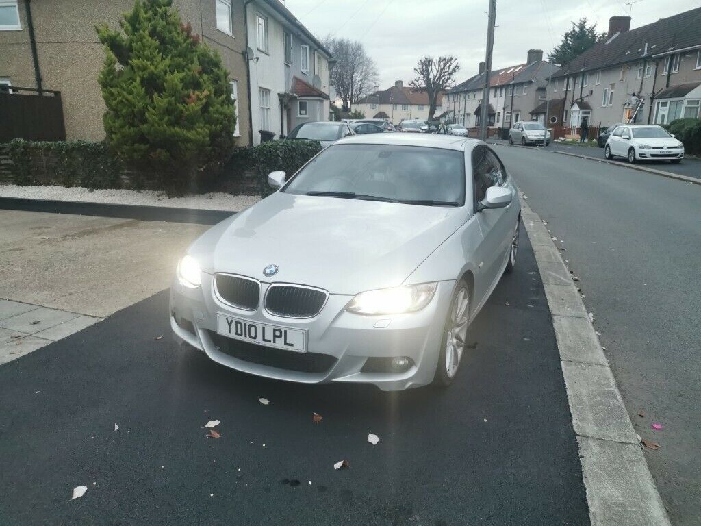 Bmw 3 Series Coupe 2010 E92 Msport In Dagenham London Gumtree