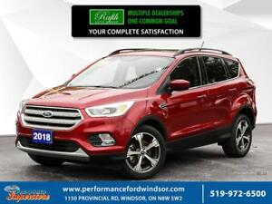 2018 Ford Escape SEL ***Leather, NAV, sunroof***