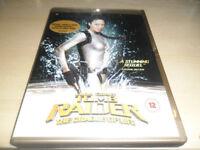 LARA CROFT TOMB RAIDER THE CRADLE OF LIFE REGION 2 DVD