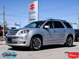 2012 GMC Acadia Denali AWD ~7 Passenger ~Backup Cam ~Leather