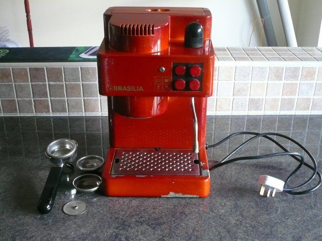 Brasilia Coffee machine 1 Group