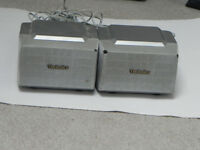 Technics Surround Sound Stereo Audio Speaker System SB-PS95 N2443A