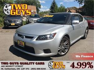2011 Scion tC LEATHER MOONROOF FULLY LOADED